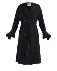 Flavor trenchcoat black medium 4000262
