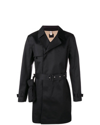 Matthew Miller Midi Trench Coat