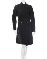 Rag & Bone Double Breasted Trench Coat