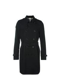 Burberry The Sandringham Long Trench Coat Black