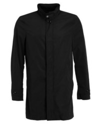 s.Oliver BLACK LABEL Trenchcoat Black