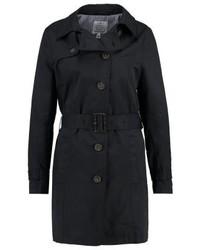 Tom Tailor Trenchcoat Black