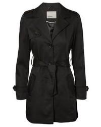 Vero Moda Trenchcoat Black