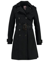 Anna Field Trenchcoat Black