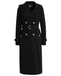 Vero Moda Vmpippa Trenchcoat Black Beauty