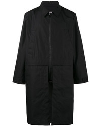 Y-3 Zip Up Trench Coat