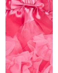 Popatu Tutu Floral Applique Head Wrap Set