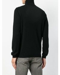 Roberto Collina Cashmere Roll Neck Jumper