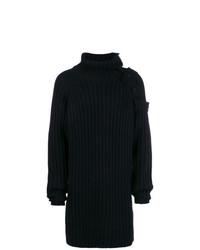 Yohji Yamamoto Mid Length Turtleneck Sweater