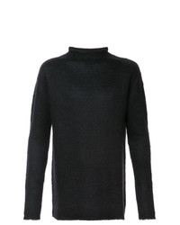 Rick Owens Oversized Turtle Neck Jumper