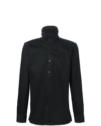Raf Simons Ribbed Roll Neck Shirt