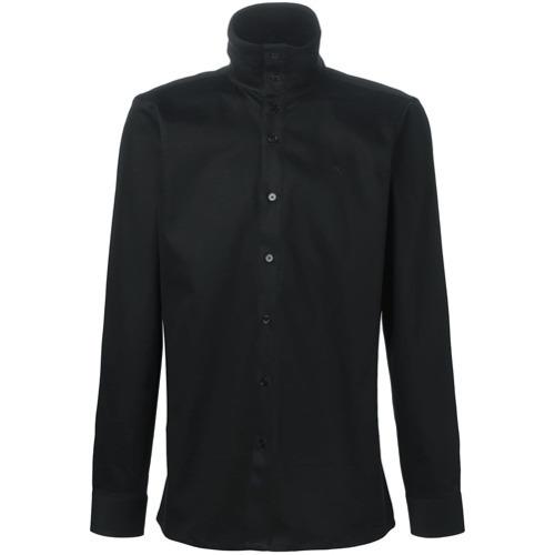 Raf Simons Ribbed Roll Neck Shirt