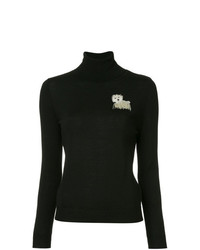 Boutique Moschino Roll Neck Sweater