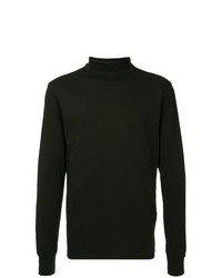 Attachment Roll Neck T Shirt