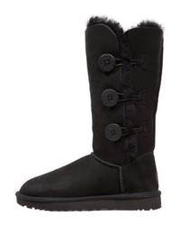 Bailey button triplet ii winter boots black medium 4108627