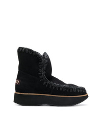 Mou Classic Slip On Boots