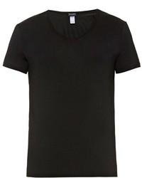 Hanro Micro Touch V Neck T Shirt