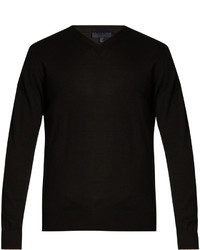 Lanvin V Neck Cashmere Sweater