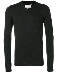 Maison Margiela V Neck Jumper
