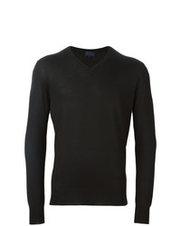 Lanvin V Neck Jumper