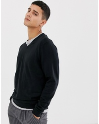 Selected Homme V Neck Jumper