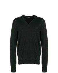 Dolce & Gabbana V Neck Sweater