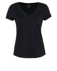 Gap Basic T Shirt True Black