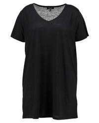 New Look Boyfriend Basic T Shirt Black