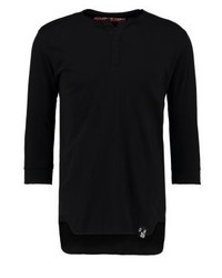 Dex long sleeved top black medium 4203922