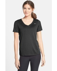 Nike Legend 20 Short Sleeve V Neck Tee