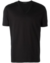 Dolce & Gabbana V Neck T Shirt