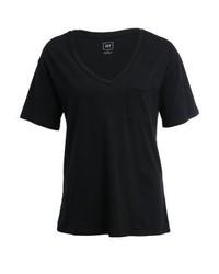 Gap Vintage Basic T Shirt True Black