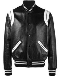 Stripe varsity jacket medium 3762145