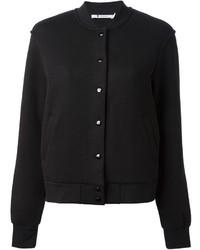 Alexander Wang T By Varsity Jacket
