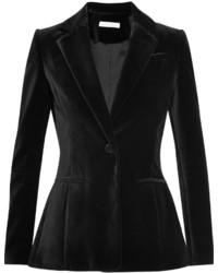 Acacia cotton velvet blazer medium 392913