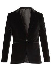 Tailored velvet dinner jacket medium 849809
