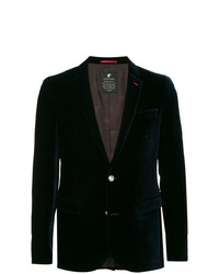 Loveless Velvet Formal Blazer
