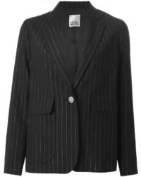 Arthur arbesser pinstriped blazer medium 335800