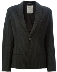 Vintage pinstripe blazer medium 335805