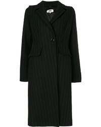 MM6 MAISON MARGIELA Pinstripe Overcoat
