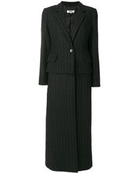MM6 MAISON MARGIELA Pinstripe Suit Style Coat
