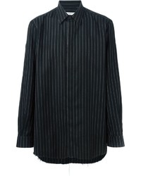 Givenchy Pinstripe Flannel Shirt