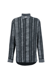 Saint Laurent Striped Design Shirt