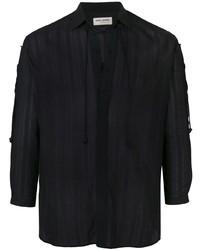 Saint Laurent Striped Tunic Shirt