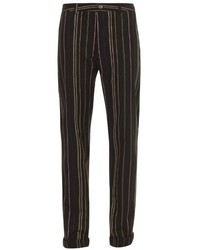 Escapade striped cotton trousers medium 534015