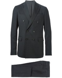DSQUARED2 Striped Two Piece Suit
