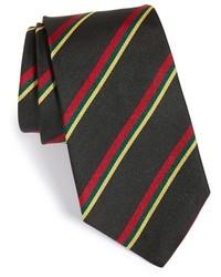 Gitman Stripe Silk Tie