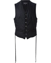 Compass striped waistcoat medium 106051