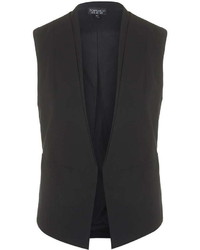 Topshop Sleeveless Tailored Jacket