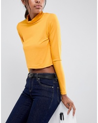ASOS DESIGN Vintage Look Waist And Hip Jeans Belt